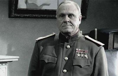 Likvidatasaya :  Mort du maréchal Vladimir MENCHOV aka Gueorgui JOUKOV .