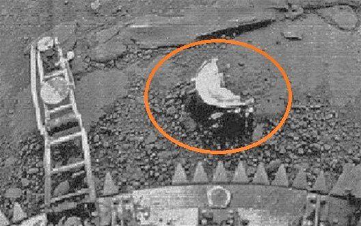 Des photos de 1982 montrent la vie sur Vénus?