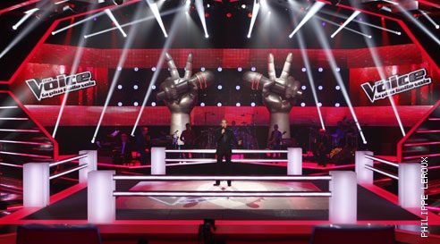 """The Voice 2 : Début des """"Battles"""" le samedi 16 mars sur TF1"""