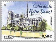 Cathédrale Notre-Dame PARIS