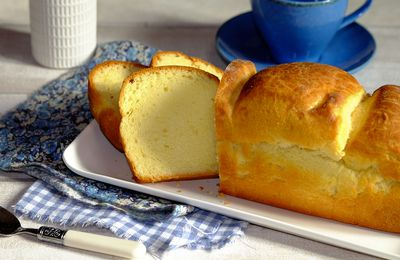Brioche de Back in Black coffee