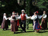 Das #Midsommar #Fest ist nach #Weihnachten der...