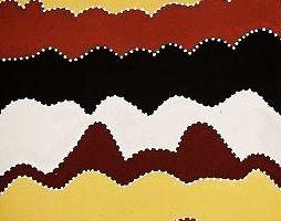Warmun : pureté des lignes, densité de la terre