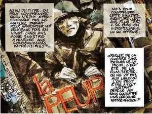 BD : Chroniques de Notre Mère la Guerre