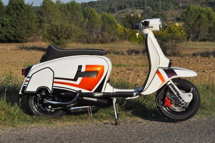 lambretta DL Stephane