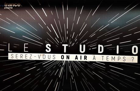 Avis escape game : Le Studio de Radio France