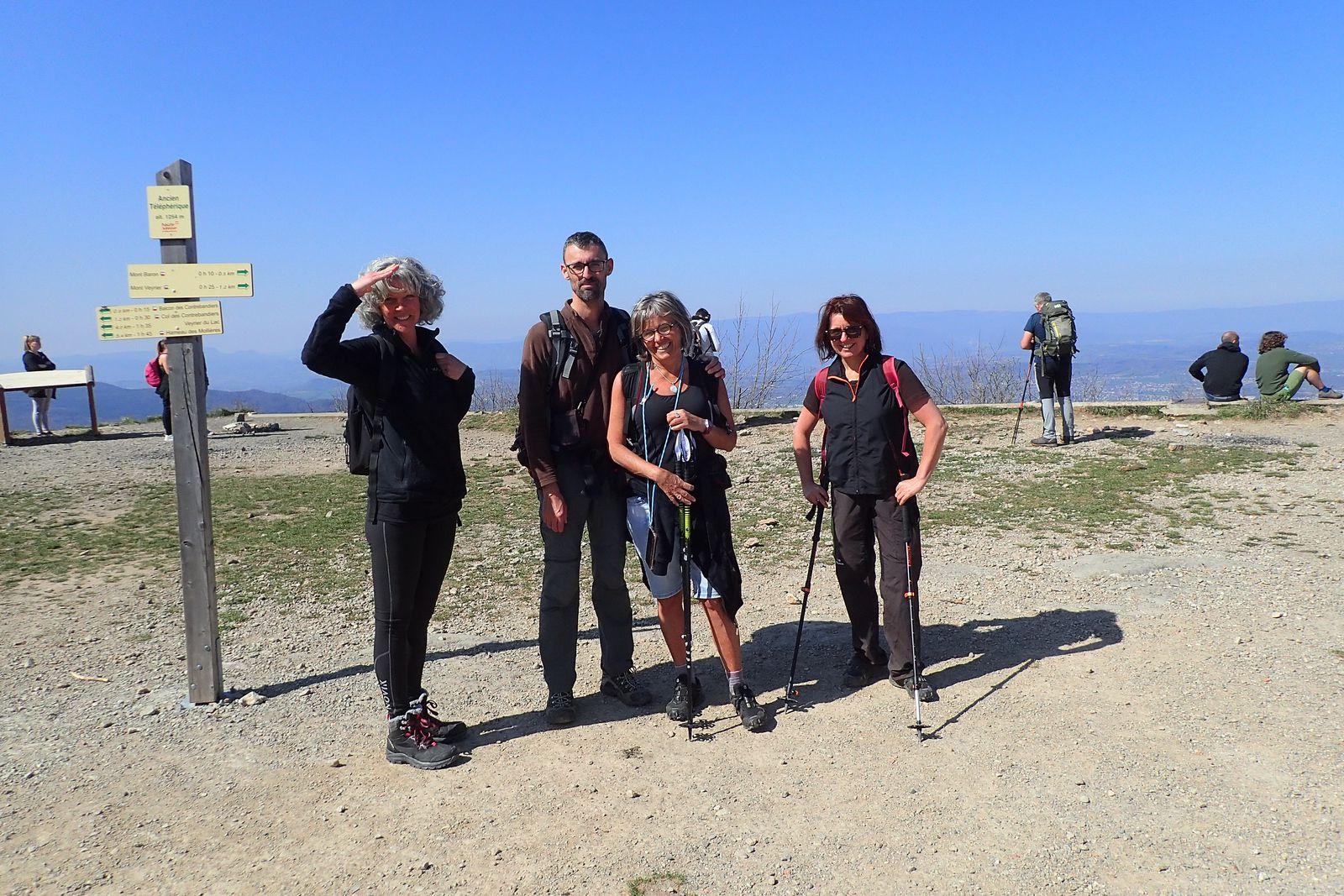 Mont Veyrier : Traversée des crêtes depuis Veyrier du Lac