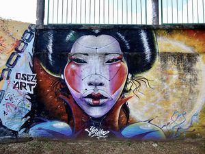 GRAFFITIS DU MONDE