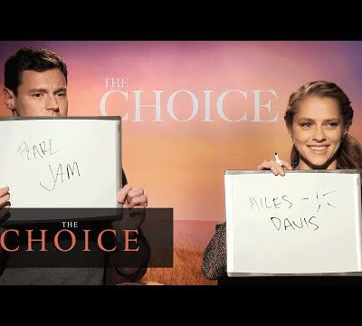 Watch The Choice Full Movie Online