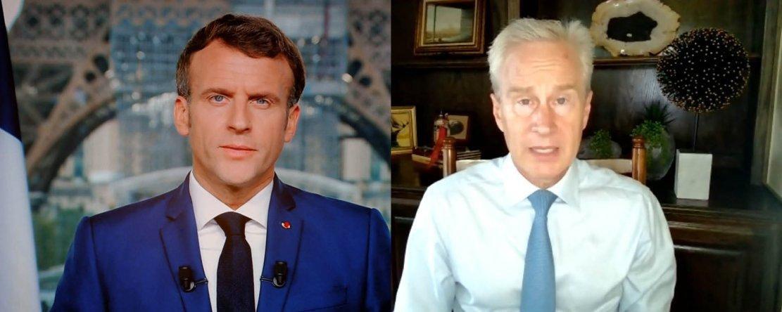 Analyse des assertions scientifiques d'Emmanuel Macron par le Pr Peter McCullough