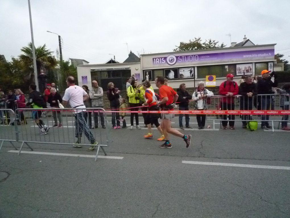 Marathon et Duo de Vannes 2015