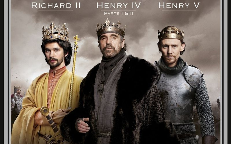 the Hollow Crown en vidéo le 14 septembre 2018