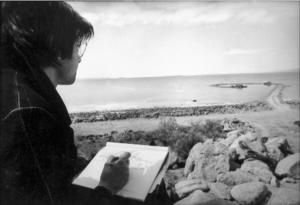 Spiral Jetty. Le Cyclone immobile du temps
