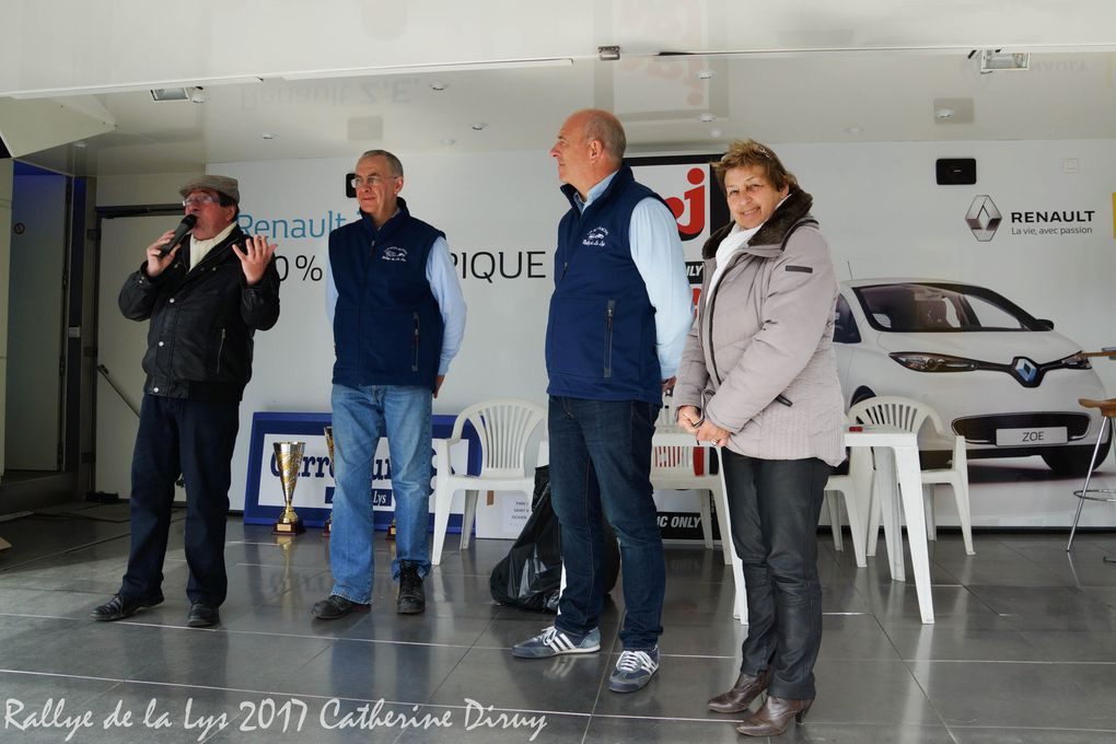 14 ème Rallye de la Lys Historique CPEA