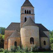 Saint-Leon-sur-Vezere, Dordogne; l'un des plus beaux villages de France