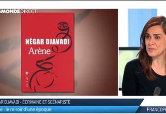 Négar Djavadi : Arène