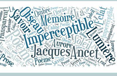 Nuage - Jacques Ancet