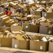 Chez Amazon, 10% des salariés sont virés chaque année pour manque de productivité