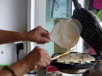 Les gaufres de Hong-Kong - Gourmandise du jour (19-06)