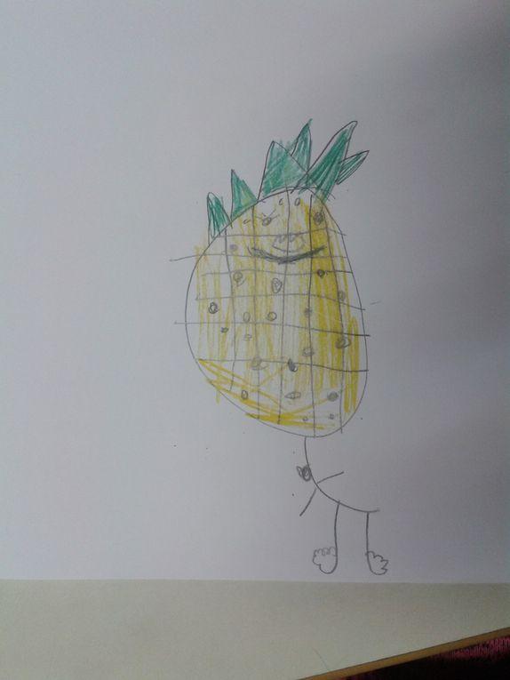 Les caricaturres des élèves