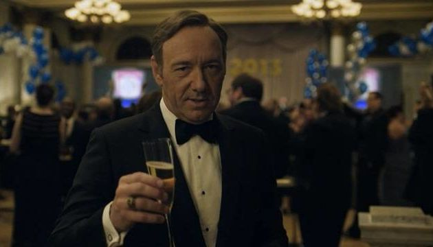"""Canal+ diffusera la série """"House of Cards"""""""