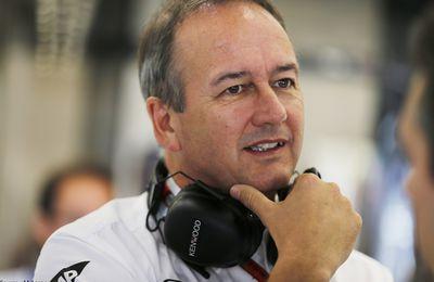 Jost Capito remplace Jonathan Neale à la tête de McLaren