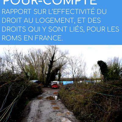 Rapport du Haut Commissariat des droits de l'Homme de l'ONU à propos des expulsions de bidonvilles en France.