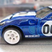 FORD SHELBY GR-1 CONCEPT HOT WHEELS 1/64 - car-collector.net