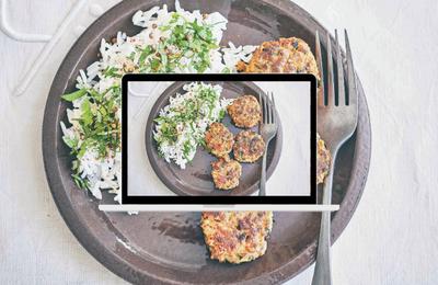 Découvrez la recette de Boulettes d'agneau & poivron