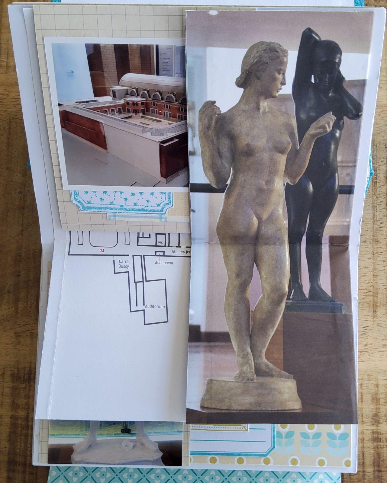 Mini musée de la piscine de Roubaix