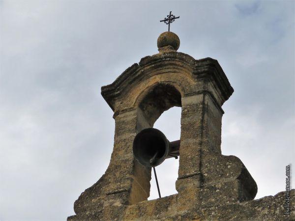 L'oculus et le clocheton