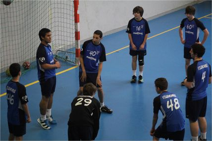 -16M2 AULNAY vs VHB (Excellence 93 - 28.01.2012)