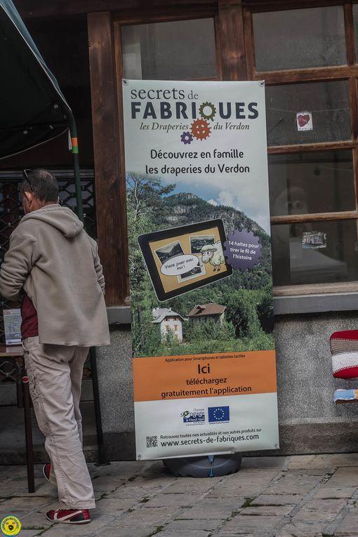 La fête de la laine  de Colmars les Alpes