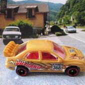 SUBARU IMPREZA WRX HOT WHEELS 1/64 - car-collector.net