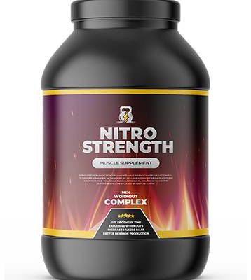 Nitro Strength - Benefits, Side Effects &, Price Review, How To Buy