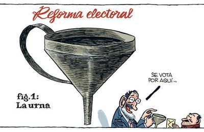 Más de 180.000 personas han firmado para realizar una auditoría por posibles irregularidades en la votación de las elecciones del 26J
