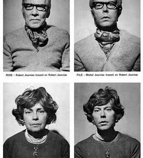 Hommage à Freud @ Michel Journiac. 1972