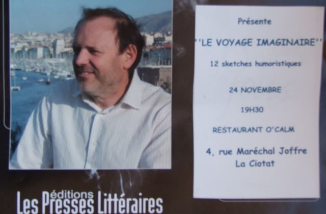 LE VOYAGE IMAGINAIRE / EXPOSITION LYSEY