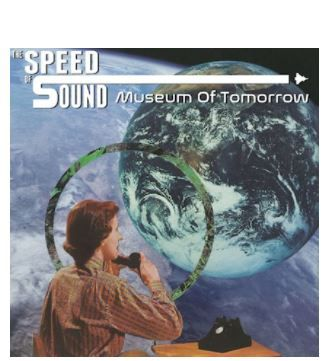 The Speed of Sound  'Opium Eyes' from 'The Museum of Tomorrow'