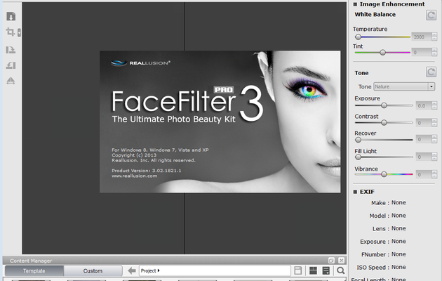 FaceFilter 2013 V3.02 Special Edition Final Incl Crack Download Pc
