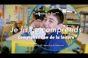 """""""Je lis, je comprends"""" - CE2 - """"Learning is fun"""" -..."""