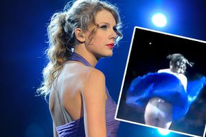 26 años cumple la cantante country Taylor Swift