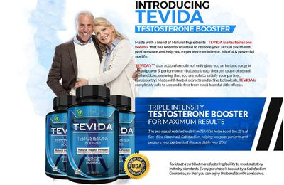 Tevida Testosterone Booster - Benefits, Side Effects