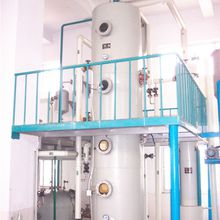 Do you know the functions about decolorization section in edible oil refinery plant?