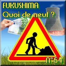 FUKUSHIMA - 17 mai 2011 - Quoi de neuf N°54 - Dernières nouvelles - NATURE(S)