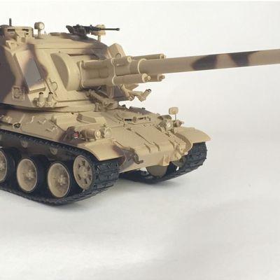 AMX-30 AU-F1 au 1/48 (Master Fighter et Gaso.Line/Militech)