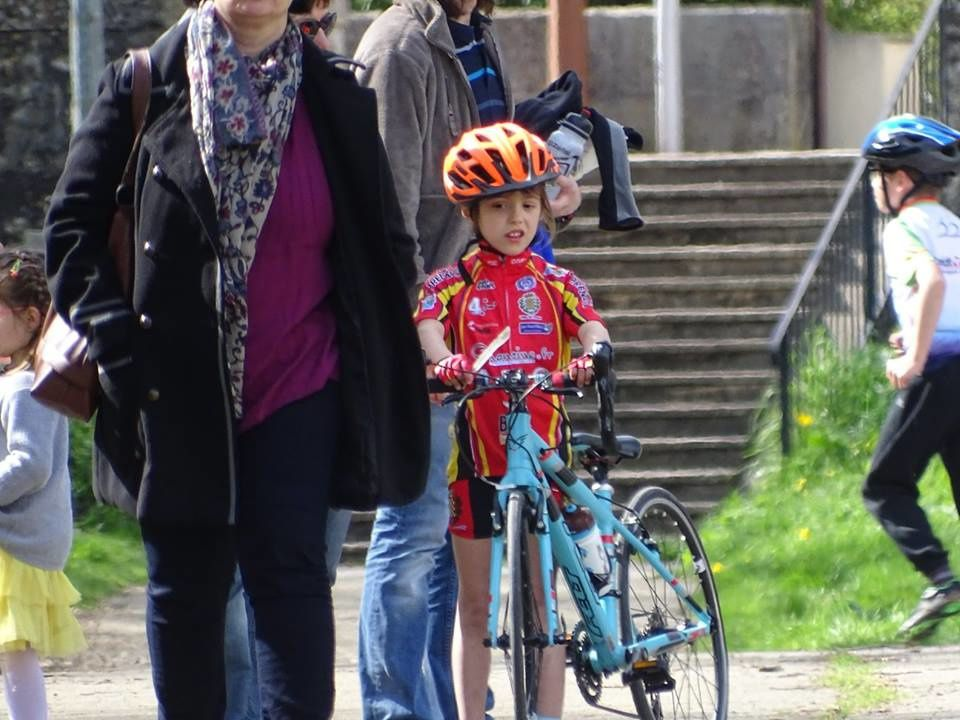 Album photos de la réunion école de vélo d'Houdan (78)
