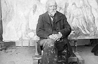 Cézanne, le génie à l'état pur.