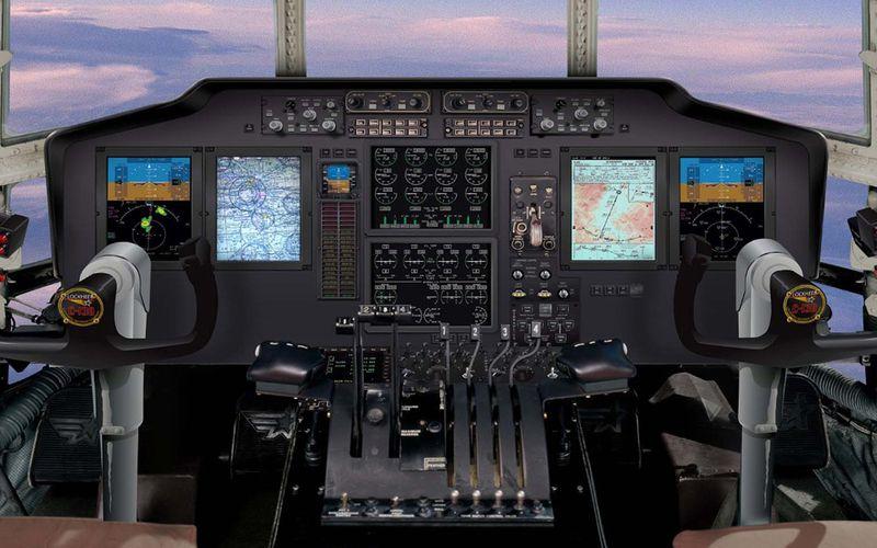 Rockwell Collins réalise l'intégration sur banc de sa solution Flight 2 pour la modernisation des C-130H Hercules français