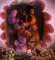 Freddy x Bonnie: Chapter One